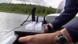 TRACKER Boats: 2015 Targa V-18 WT and Combo Deep V Fishing Boats