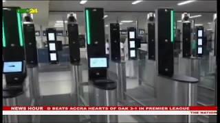 Kotoka International Airport electronic Gate inaugurated