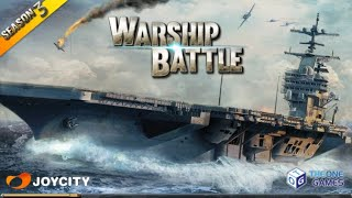 Warship Battle GOD MOD  Save Data Hacked