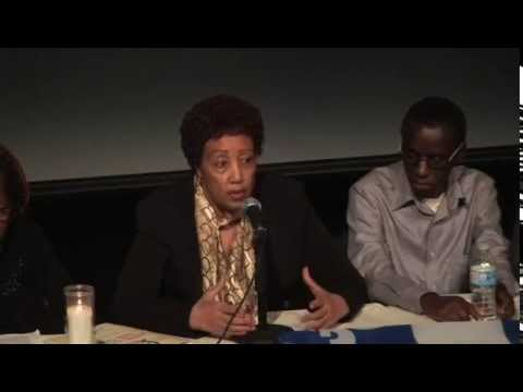 Génocide hutu au Burundi  Rose NDAYAHOZE   Montreal le 03 mai 2014