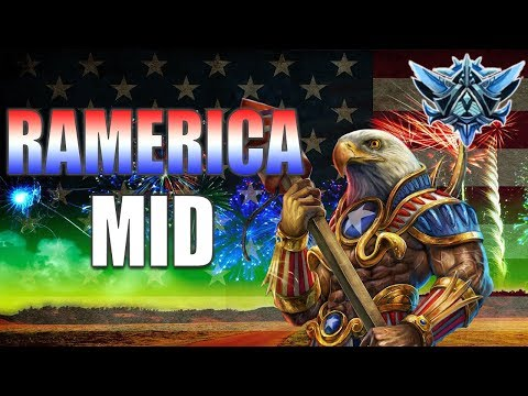 Ra Mid Gameplay   Diamond 4   Juke This! - SMITE Ranked Conquest