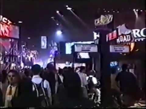 E3 1998 Freak's Shop VHS Messevideo (Trade show video)