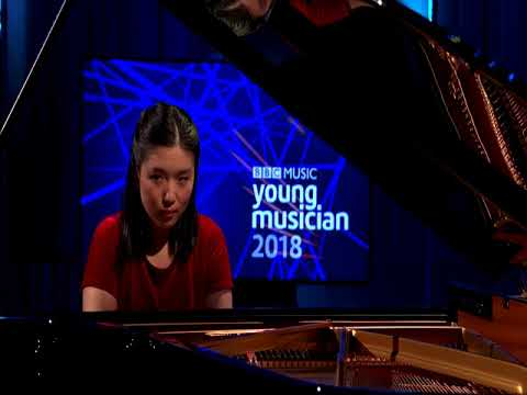 LAUREN ZHANG BBC Young Musician 2018 Keyboard Category Final
