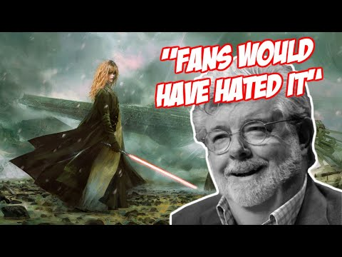 "George Lucas Admits You Would Have ""Hated"" His Star Wars Sequels"
