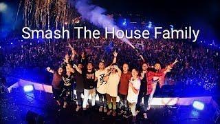 Tomorrowland Belgium 2017 - Smash The House Family 2017 Video