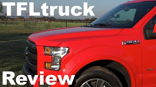 2015 Ford F-150 2.7L EcoBoost TFL4K First Drive Review: Mini but Mighty?