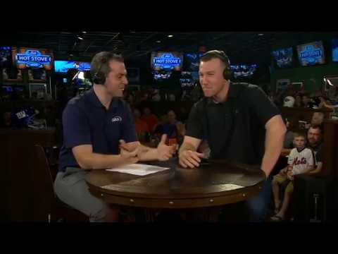 Todd Frazier talks New York Mets team chemistry at Duffy