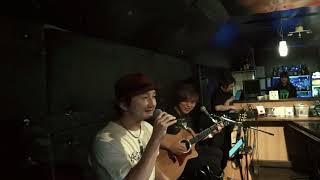 "2017.8.1 龍ヶ崎cr5bar 1周年Live Cover ""Change the World"" Yascotti(V..."