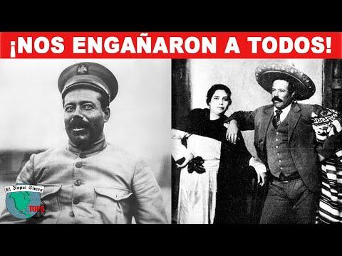 Secretos OSCUROS de Pancho Villa que NO los enseñan en la escuela
