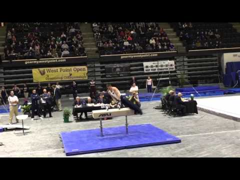 Colin Coates 2015 West Point Open