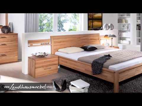 Massivholz Möbel - Wohnen im Landhaus Stil - Esszimmer und Schlafzimmer aus Vollholz