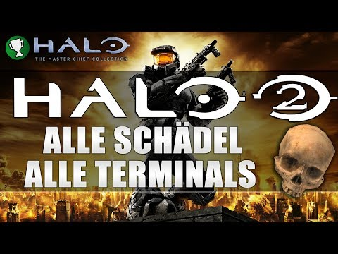 Halo 2 Anniversary - Alle Schädel / Alle Terminals - The Master Chief Collection - Guide