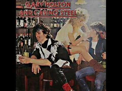 Gary Holton and Casino Steel - Ruby