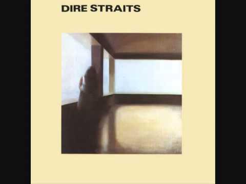 Dire Straits - Down To The Waterline -- HQ Audio -- LYRICS