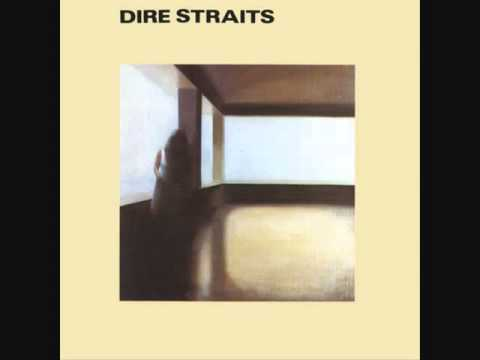 Dire Straits - Down To The Waterline -- HQ Audio -- LYRICS