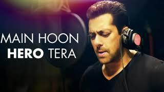 Main hoon hero tera song ringtone || Salman khan || Sad ringtones