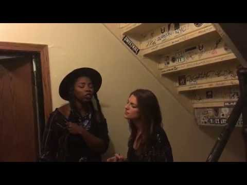 stairwell sessions // pre-show @ the Fillmore Detroit (7/21/16 with Gary Clark Jr.)