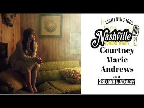 Courtney Marie Andrews - Live Concert At Nashville Sunday Night