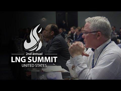 LNG USA SUMMIT 2018 | HOUSTON, TEXAS