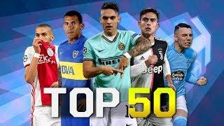 Top 50 Goals of November 2019