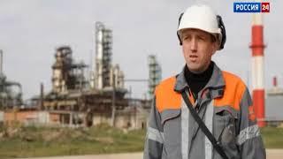 Наука 2 0  Нефтяная промышленность  Переработка нефти Территория нефти avi webm