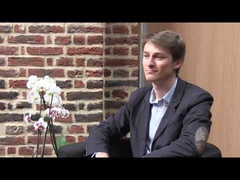 Romain étudiant Master Analyse Financière Internationale