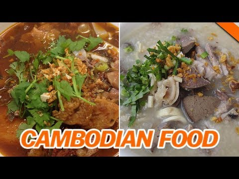 BEST FOOD IN CAMBODIA TOWN, LONG BEACH - Fung Bros Food