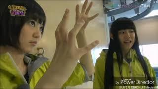 水族館のイルカショーに出演することになった私立恵比寿中学のメンバー...