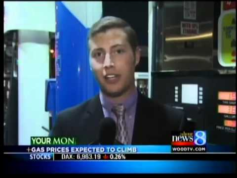 Analyst: $4.50 Memorial Day gas price