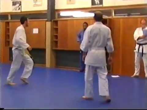 passage de grade de jujitsu self defence part 3