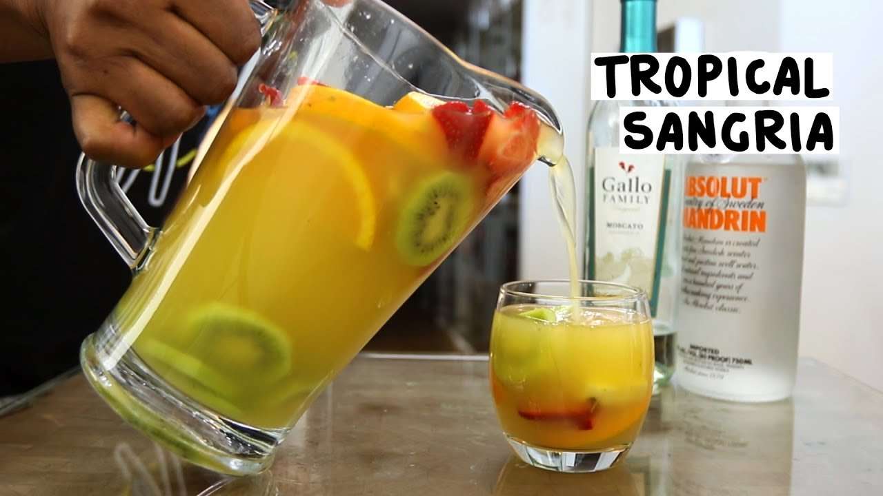 Olive garden tropical sangria recipe - Olive garden green apple sangria ...