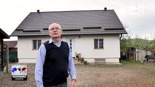 Case sociale pentru familii defavorizate din Bistrita - reportaj AOTV