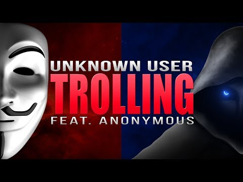 UNKNOWN USER + ANONYMOUS (TROLLING) #paybackformama