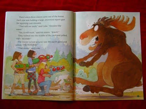 MOOSE - CHILDREN STORY