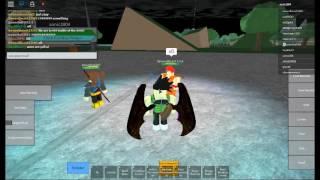 Roblox -DBO (Dragon Ball Online) Schlacht der Götter Teil 1