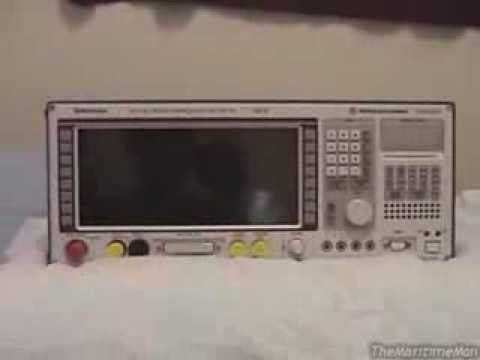 Analog cell phones live again! Introduction to the Tektronix