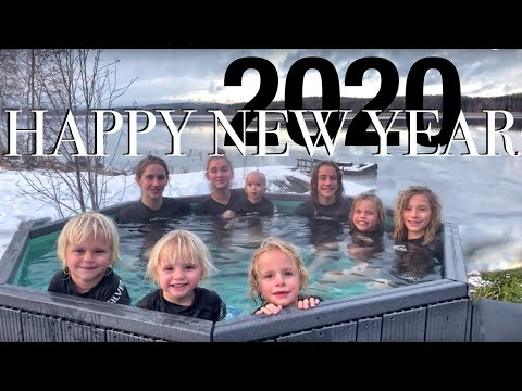 NEW YEARS EVE 2020 / MOM OF 1O ( 2/2 )