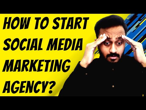 How to Start a Social Media Marketing Agency (SMMA 2021) - Digital Marketing Tutorial in Hindi