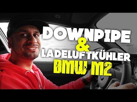JP Performance - Downpipe & Ladeluftkühler | BMW M2