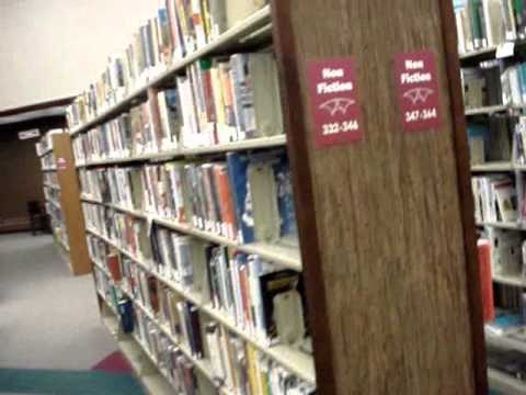 AudioBooks at the Rapid City Public library