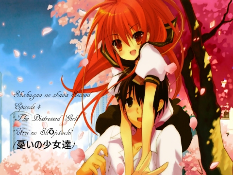 shakugan no shana Second Episode 4 english subs