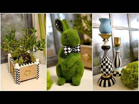 DIY декор как в дорогом магазине/ Фикс Прайс в стиле MacKenzie-Childs :)