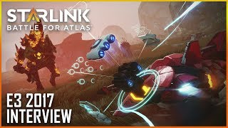 Starlink: Battle for Atlas: E3 2017 Customization and Seamless Exploration | Ubisoft [US] thumbnail