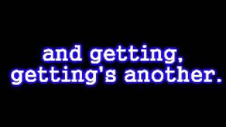 Needing Getting Ok Go Lyrics