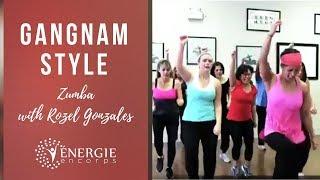 Gangnam Style - Zumba with Rozel - West Island Montreal