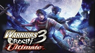 Прохождение Warriors Orochi 3 Ultimate на русском #01 (Prologue - The Slaying of the Hydra)