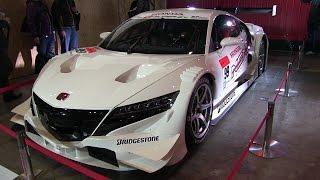 Honda NSX-GT Concept 2013 Videos