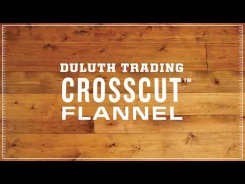 Duluth Trading Women's Crosscut™ Wicking Flannel Shirt
