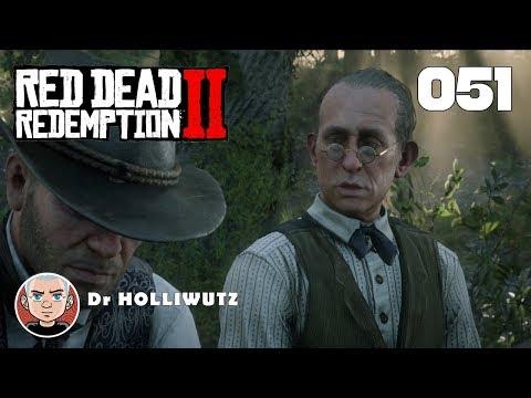 Red Dead Redemption 2 gameplay german #051 - Der Veteran #3 [XB1X] | Let's Play RDR 2