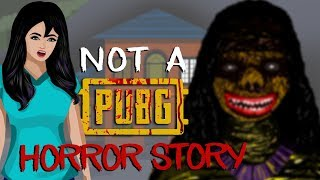 PUBG Horror Stories Animated || Bloody Mary: It's Not a PUBG Game || Scary Stories in Hindi
